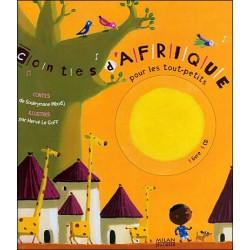 Contes d'Afrique pour les tout petits