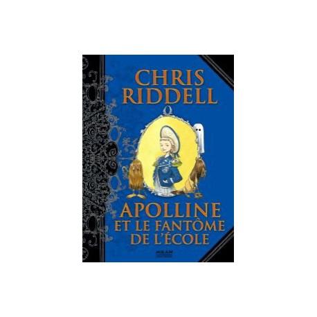 Apolline et le fantome de l'école - MILAN - Lectures 6-10 ans - Livres jeunesse