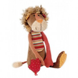 Lion Patchwork Sweety