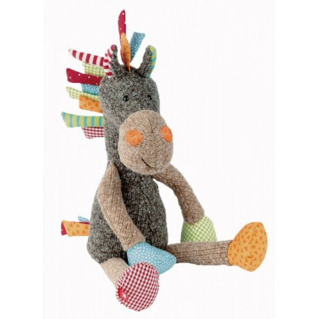 Cheval Patchwork Sweety - Sigikid - Les tout-petits - Peluches