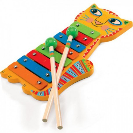 Animambo - Djeco - Eveil musical - Jouets en bois