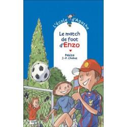 Match de foot d'Enzo