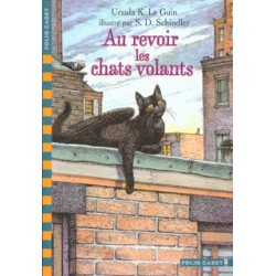 Chats volants 4