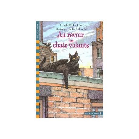 Chats volants 4 - GALLIMARD - Lectures 6-10 ans - Livres jeunesse
