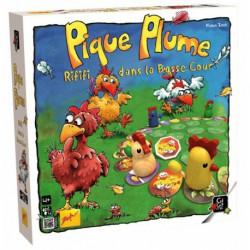 Pique Plume - Zoch