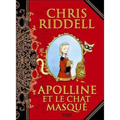 Apolline et le chat masqué - MILAN - Lectures 6-10 ans - Livres jeunesse