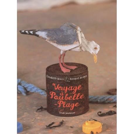 Voyage à poubelle-plage - SEUIL - Albums Enfants 5 - 7 ans - Livres jeunesse