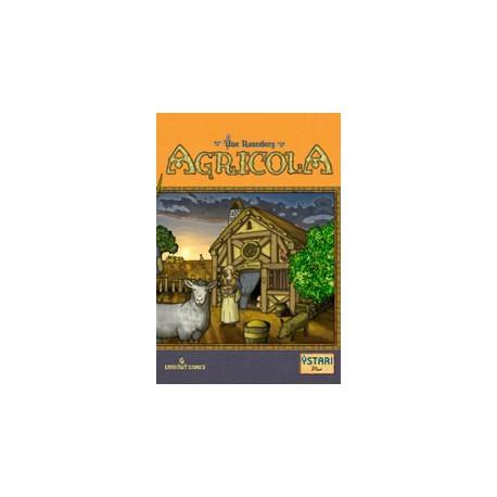 Agricola - Funforge - Jeux de société - Pour tous (8 ans - Adulte)