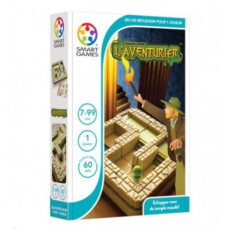 Aventurier - Smart Games - Jeux en solo