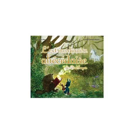 *Extraordinaire abécédaire de Balthazar - HATIER - Pédagogie Montessori - Livres jeunesse