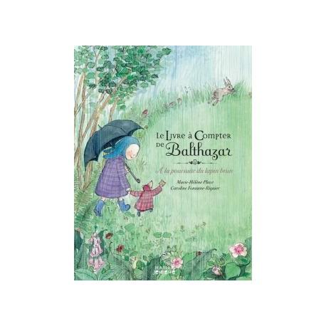 *Livre à compter de Balthazar - HATIER - Pédagogie Montessori - Livres jeunesse