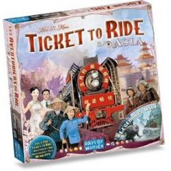 Aventuriers du rail - Asia