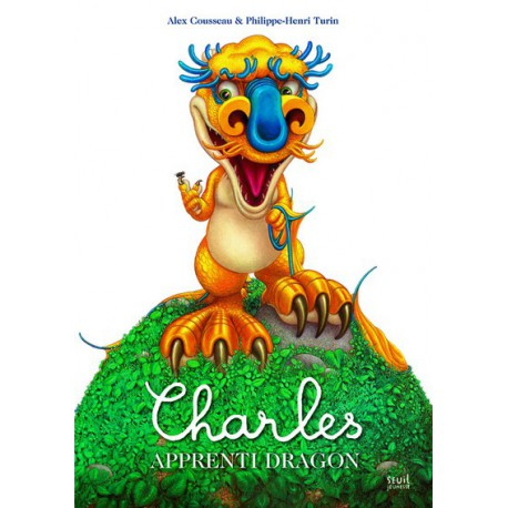 Charles apprenti dragon