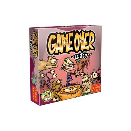 Game Over - Haute Roche - Jeux de mémoire - Jeux de société - Pour les enfants (5-7 ans)