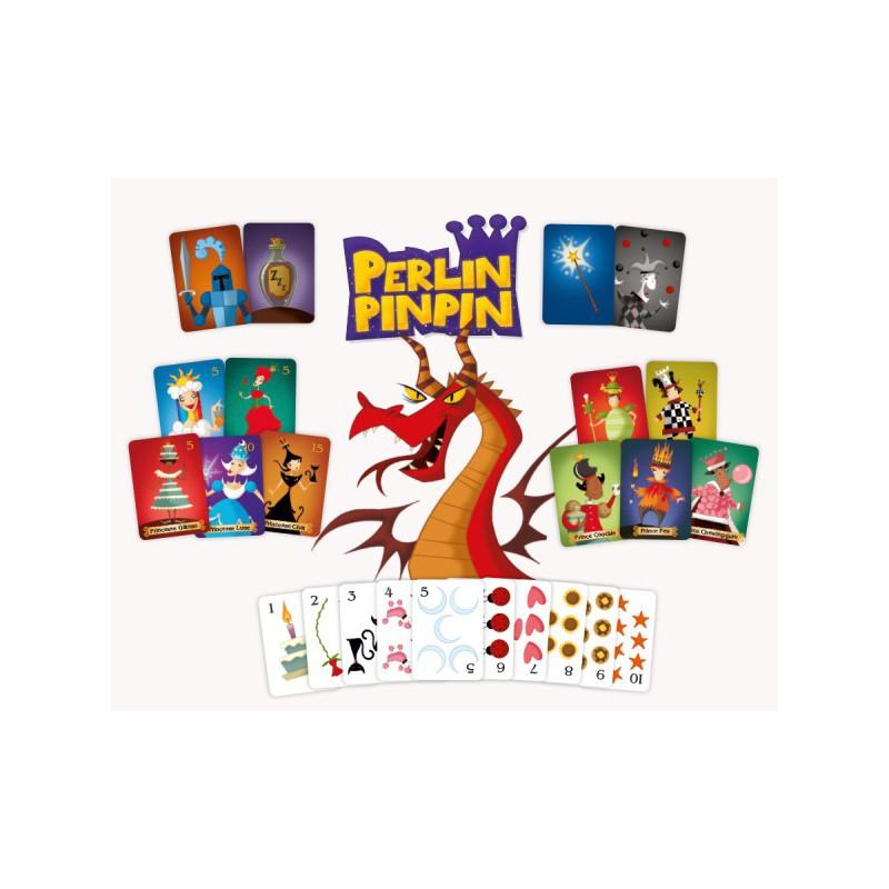 Perlin Pinpin - Cocktail Games - Jeux de société - Pour les enfants (5-7 ans)