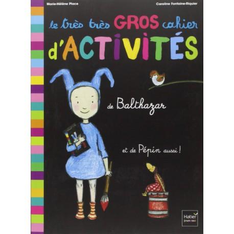 *Cahier d'activités - HATIER - Pédagogie Montessori - Livres jeunesse