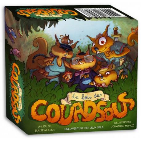 Bois des Couadsous - Opla - Jeux de mémoire - Jeux de société - Pour les enfants (5-7 ans)