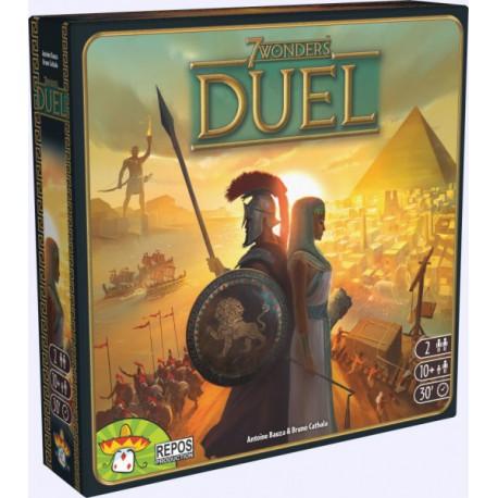 7 Wonders Duel - Repos Production - Jeux de société - Pour tous (8 ans - Adulte)