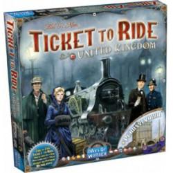 Aventuriers du rail - Royaume-Uni