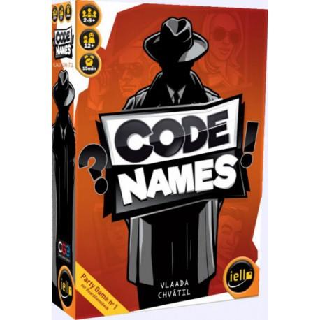 Codenames - Iello - Pour les 8 ans - Adultes - Jeux de société