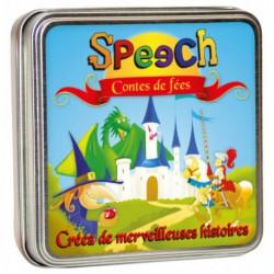 Speech - Contes de fées