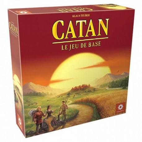 Catan - Le jeu de base - Filosofia - Jeux de société - Pour tous (8 ans - Adulte)