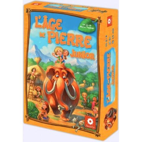 L'Âge de pierre junior - Filosofia - Jeux de société - Pour les enfants (5-7 ans)