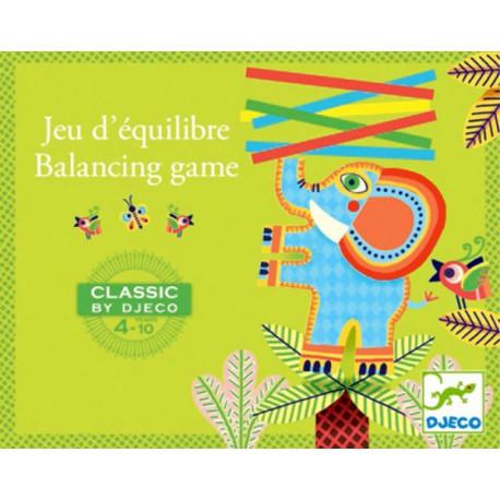 Jeu d'équilibre - Djeco - Pour les petits (2-4 ans) - Pour les enfants (5-7 ans)