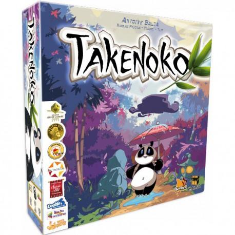 Takenoko - Matagot / Bombyx - Jeux de société - Pour tous (8 ans - Adulte)