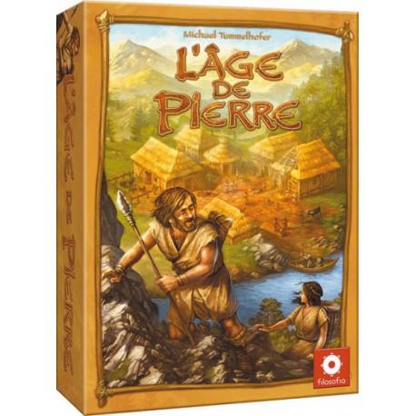 Âge de pierre - Filosofia - Jeux de société - Pour tous (8 ans - Adulte)