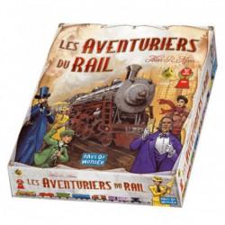 Aventuriers du rail - Etats Unis